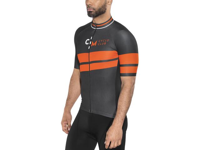 CYCLING MAGAZINE Race Maillot de cyclisme Homme